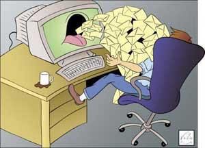 如何從垃圾郵件主機黑名單除名