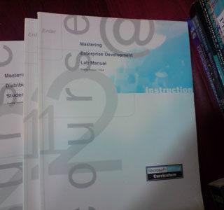 MCSE-MCDBA-原文考試書籍-免費-自取限定-年前大掃除之2