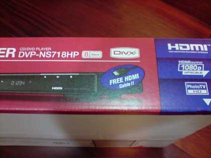 外箱側面照,free hdmi cable,有送hdmi線
