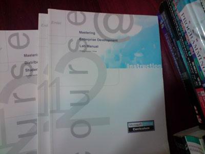 MCSE-MCDBA-原文考試書籍1