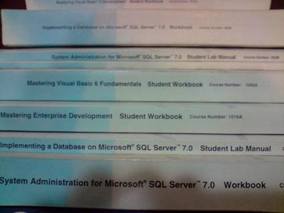MCSE-MCDBA-原文考試書籍3