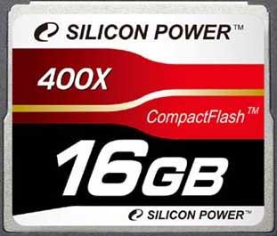 Silicon Power廣穎的CF卡預設是removable
